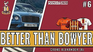 Better than Bowyer | Game 6 -  Crewe | Bradford City| Football Manager 2020 - YouTube